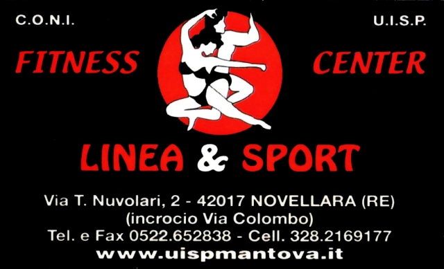 "palesta a novellara ""linea & sport"" 2011"