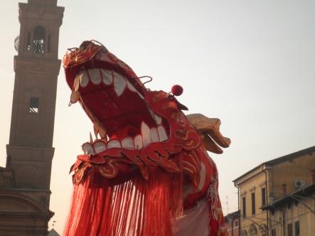Capodanno Cinese a Novellara
