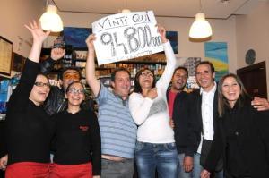 ++ SUPERENALOTTO: UN 6 A CATANIA DA QUASI 100 MLN EURO ++
