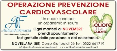 Cuore Farmacia 2013