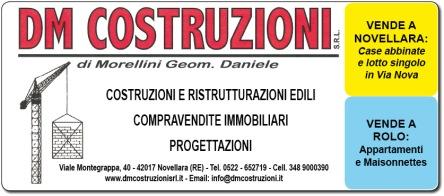 DM- COSTRUZIONI