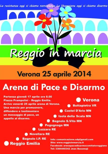 Reggio in Marcia