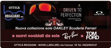 Ottica Reggiani 2014