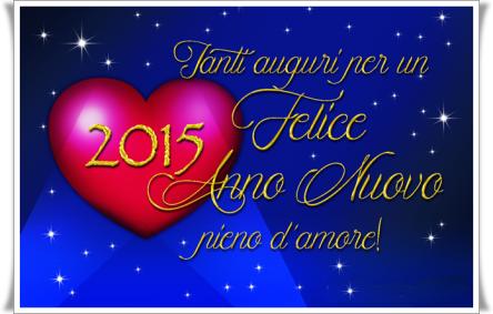 7 BUON ANNO NUOVO CUORE 2015