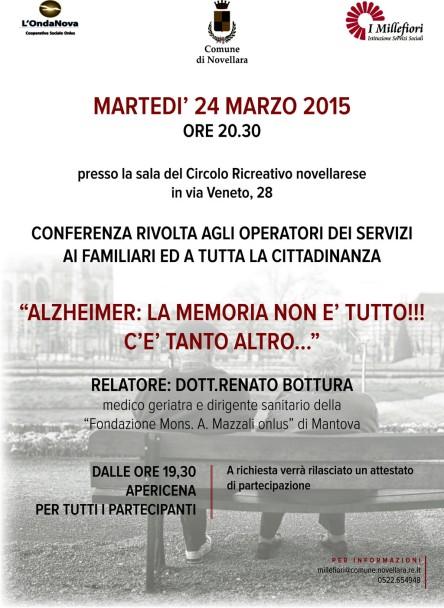 CONFERENZA 24 MARZO 2015