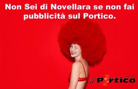 Pubblicita Portico