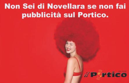 Pubblicità Portico