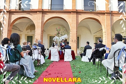 MATRIMONIO IN CORTILE (1)