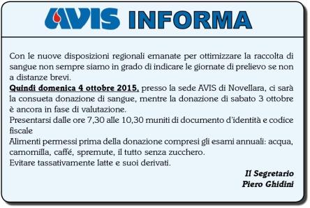 Avis informa