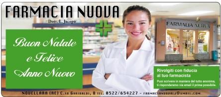 Farmacia Nuova - Buon Natale