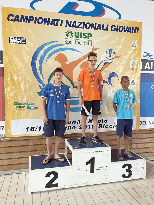 campionati nazionali nuoto