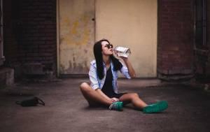 drunk-girl