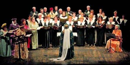 coro a corte 2