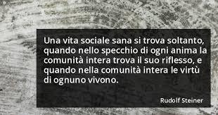vita sociale